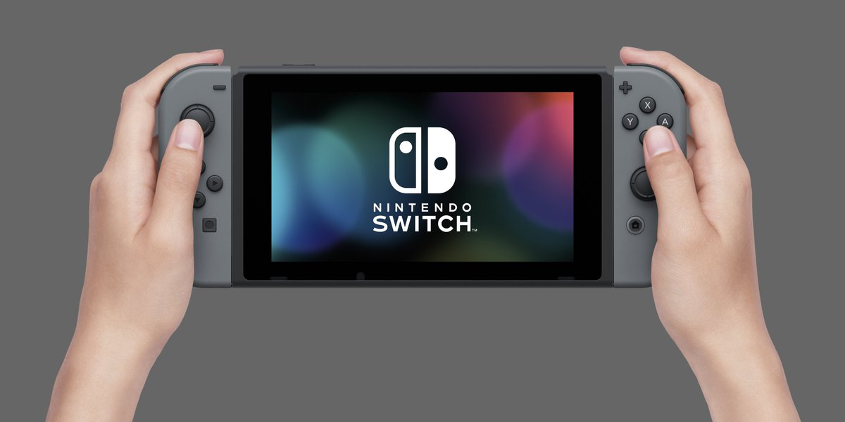 Joy Con in connected mode